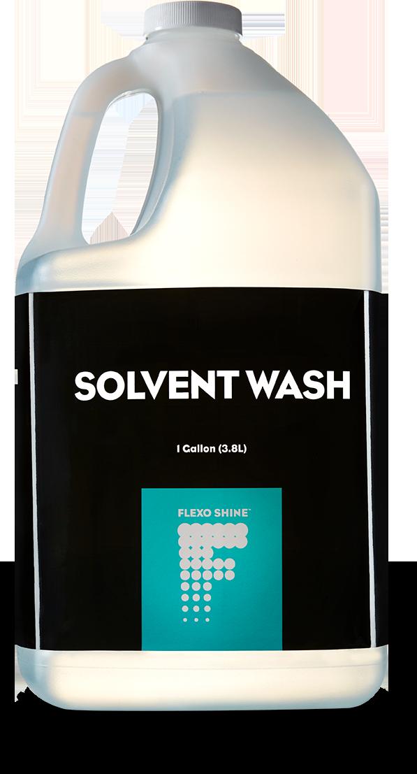 Flexoshine 187 Solvent Wash